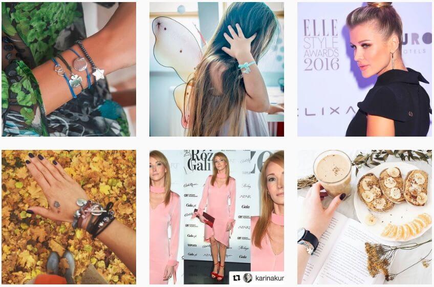 Lilou na Instagramie_bizuteria na Instagramie_ranking NapoleonCat