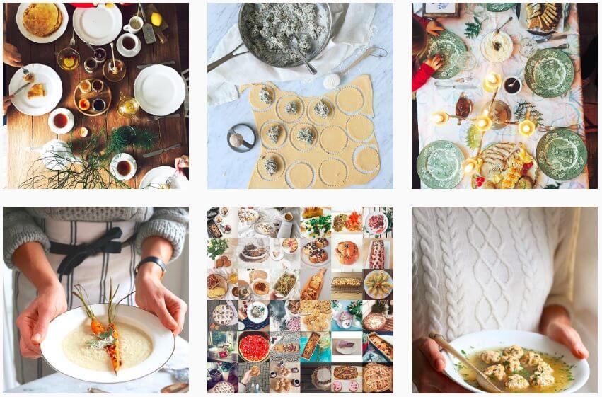 makecookingeasier na instagramie_screen na blog NapoleonCat