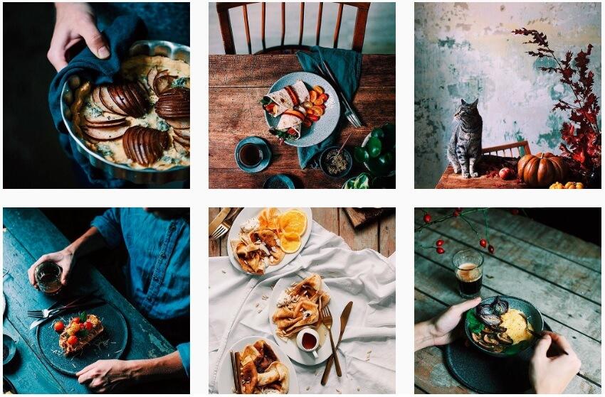 whatforbreakfasttoday_codziszjemnasniadanie na instagramie_screen na blog NapoleonCat