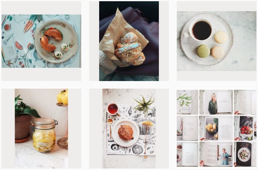 whiteplate na instagramie_screen na blog NapoleonCat
