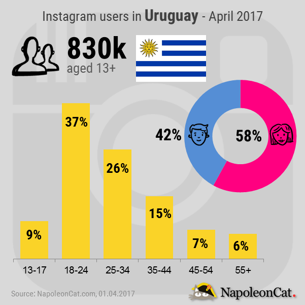 Instagram-user-demographics-in-Uruguay_Instagram-analytics-in-NapoleonCat