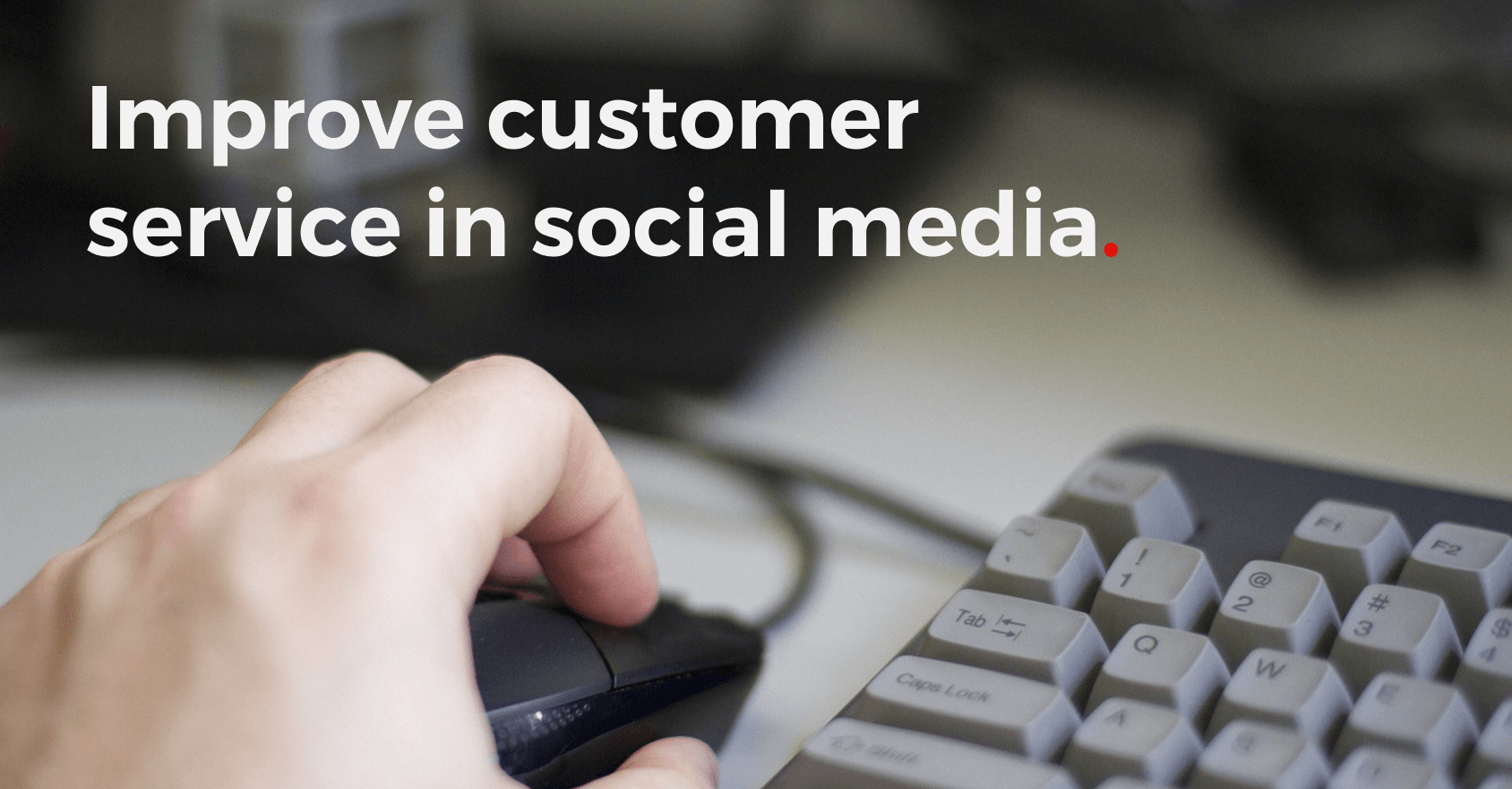 customer service in social media