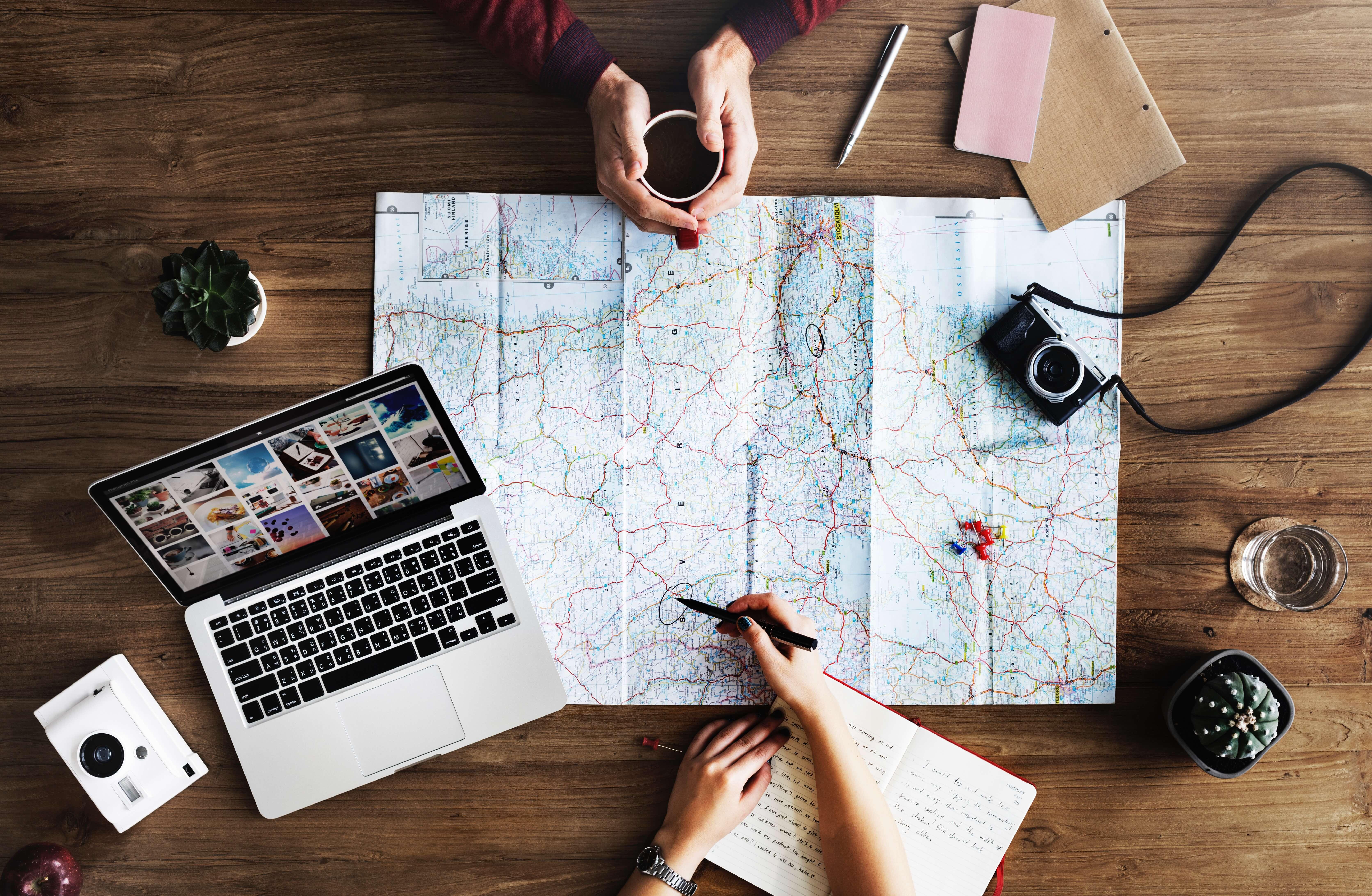 Ranking najpopularniejszych blogów podróżniczych na Facebooku i Instagramie