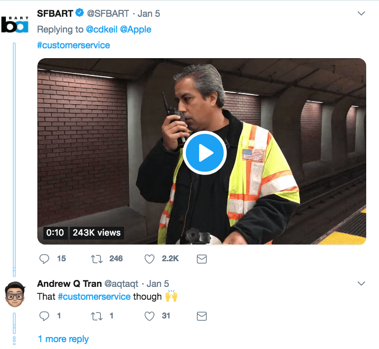 Customer service on Twitter: This Airpod Rescue Story Says It All