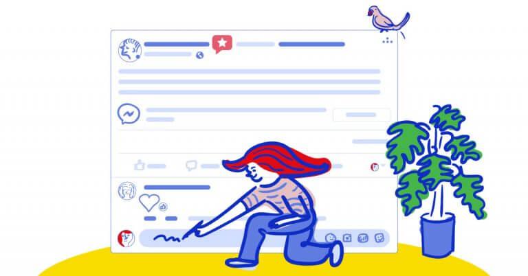 Odkryj siłę opinii na Facebooku
