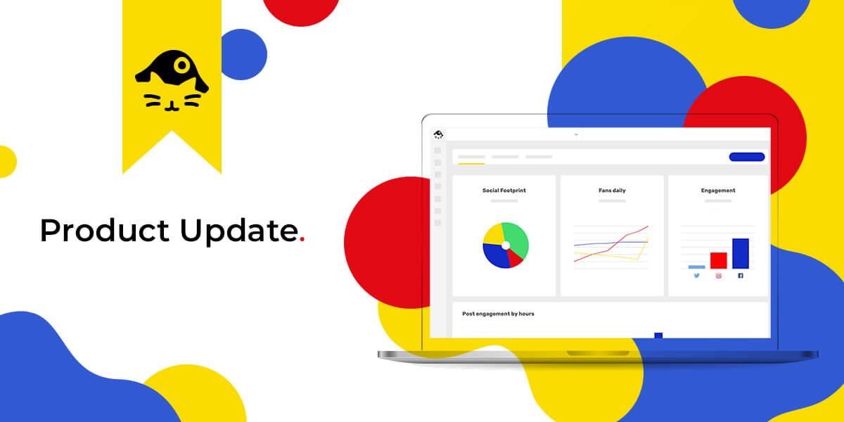 Product update analytics