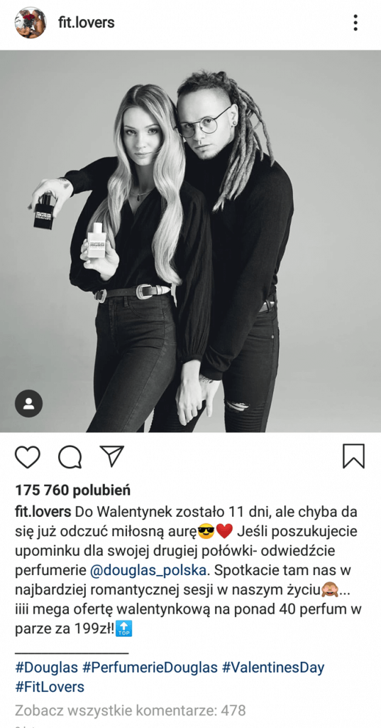 Analityka Instagrama_bloger