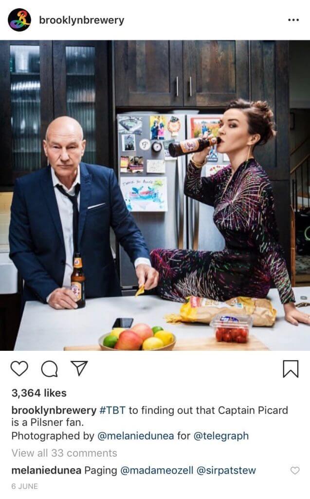 Instagram strategy_BrooklynBrewery