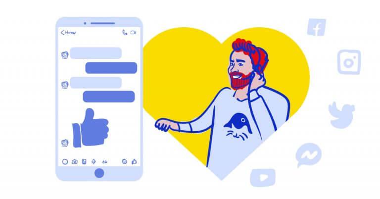 Jak dbać o klientów w social media?