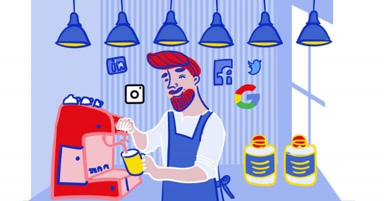 Obsługuj klientów w social media