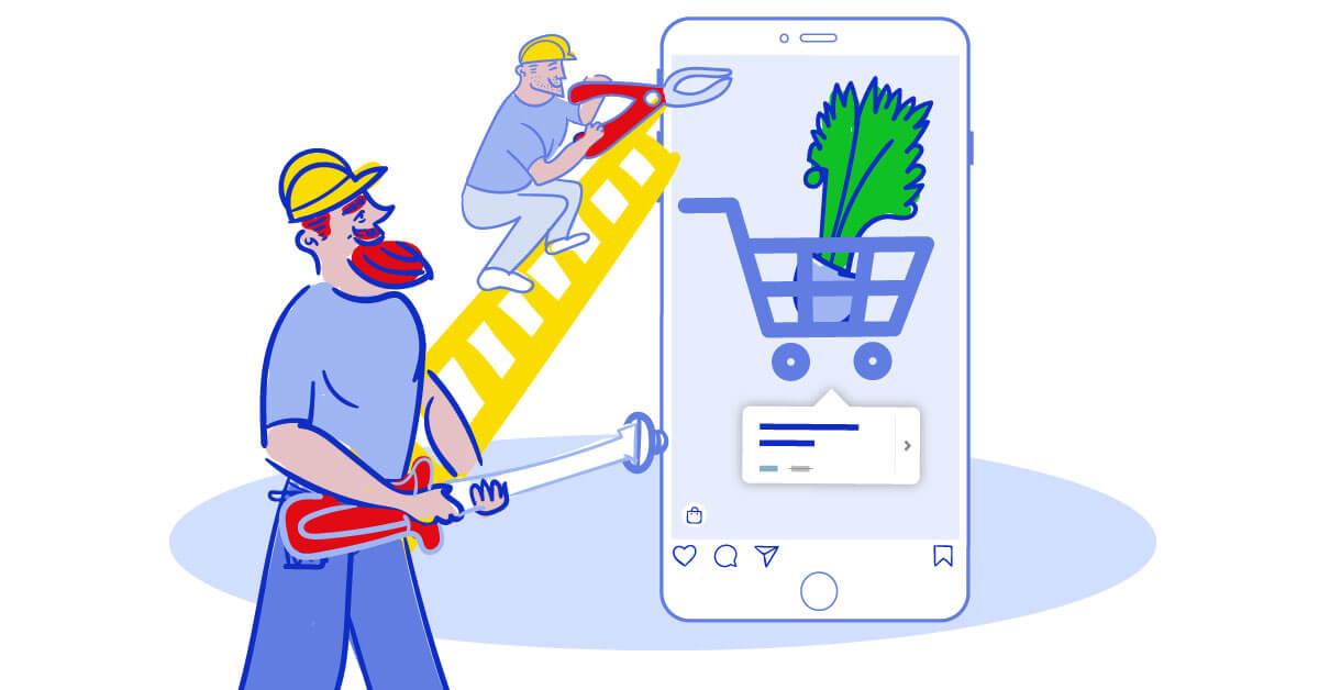 Instagram ecommerce tools