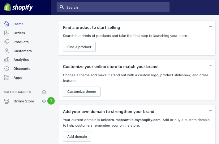 Shopify Facebook integration