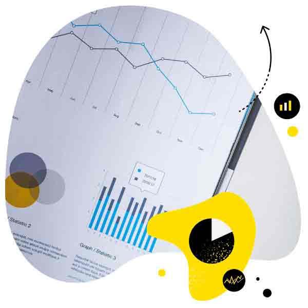 In-depth social media analytics