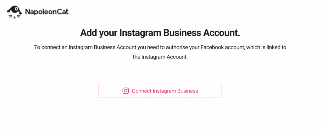 Connecting Instagram Business Account to Instagram Scheduler