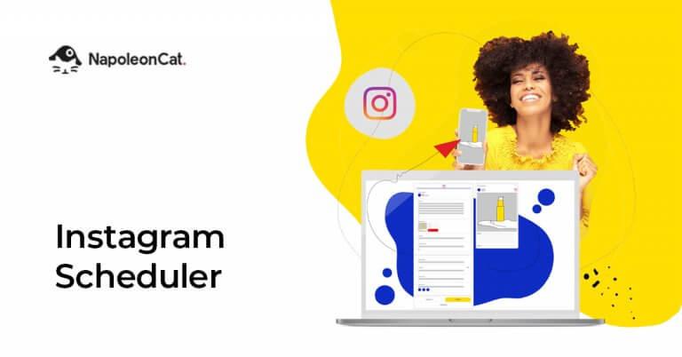 New NapoleonCat Feature: Instagram Scheduler