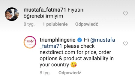 Instagram auto comment