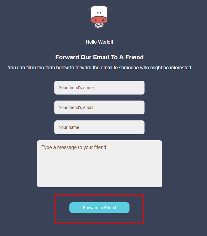 email marketing on social media