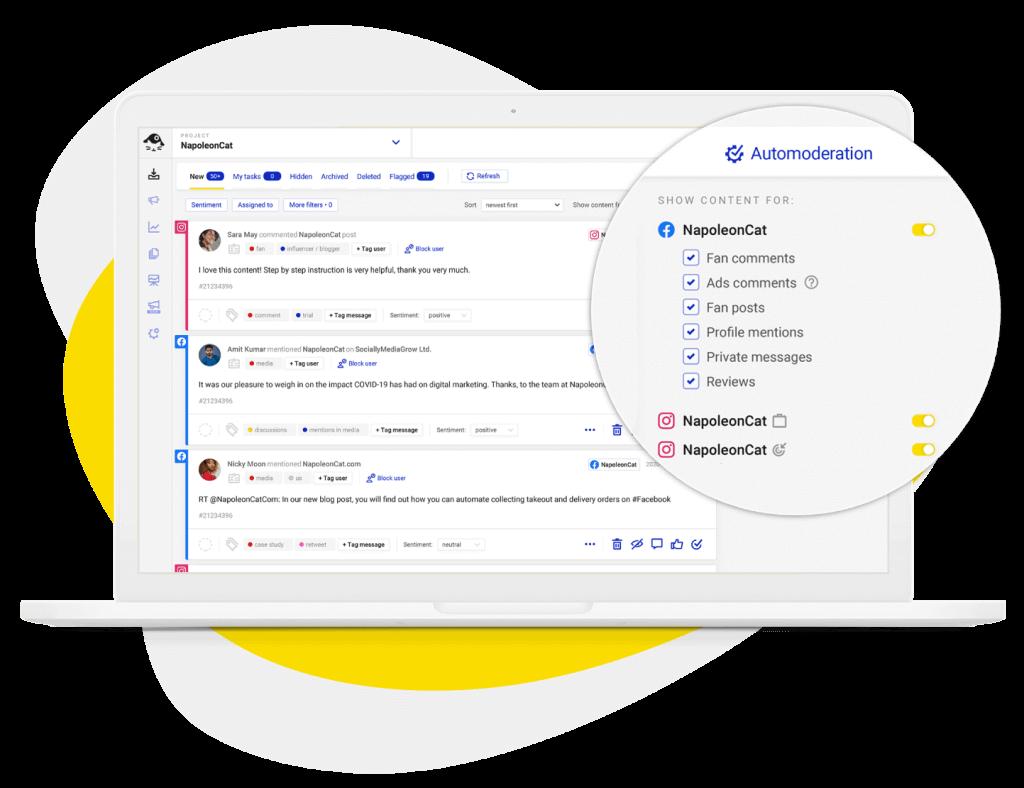 social inbox