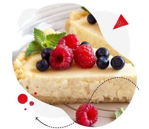 A piece of cake—