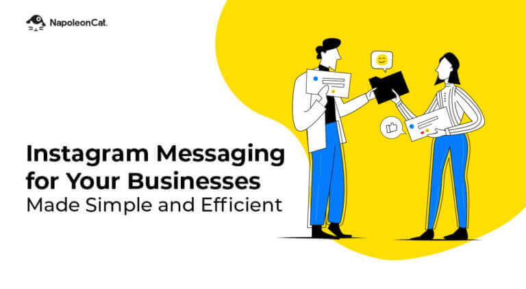 Instagram Messaging for Your Businesses, Made Simple and Efficient (Product Update)