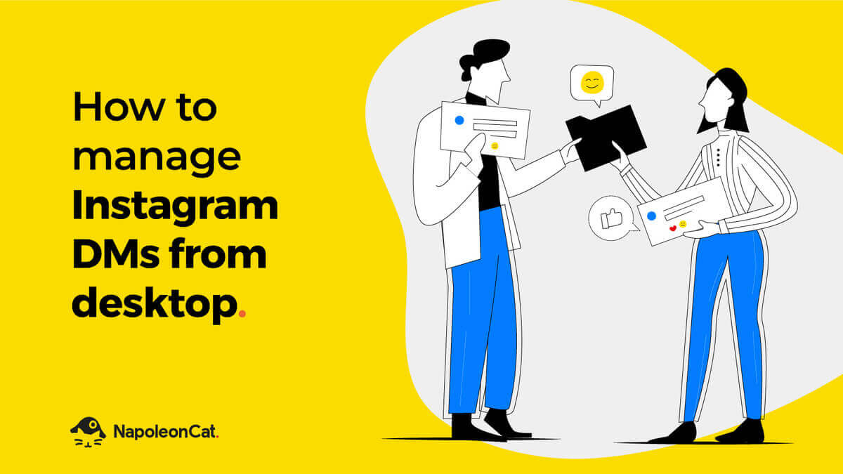 How to manage Instagram DMs from desktop