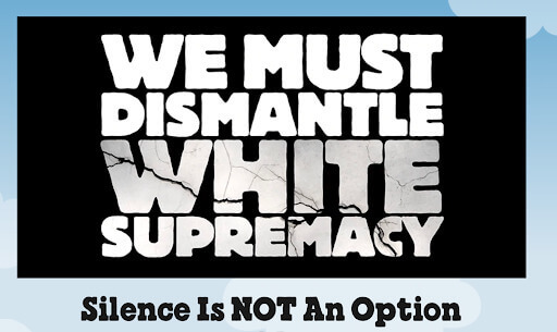 """Ben&Jerry's statement """"We must dismantle white supremacy"""""""