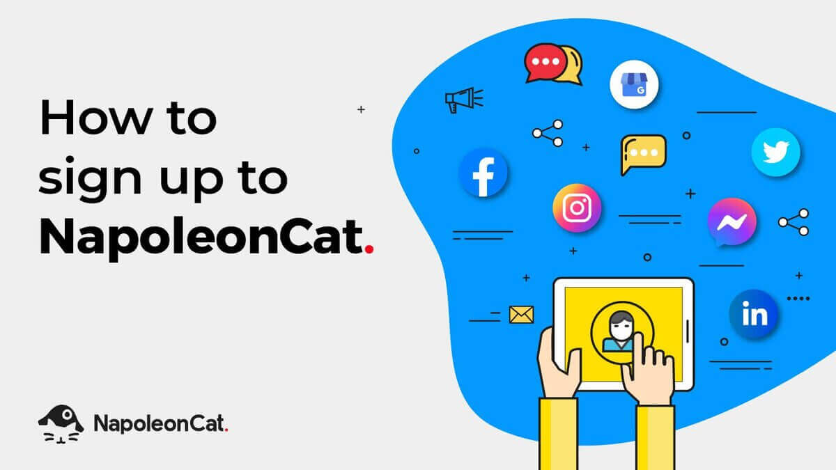 How to sign up to NapoleonCat